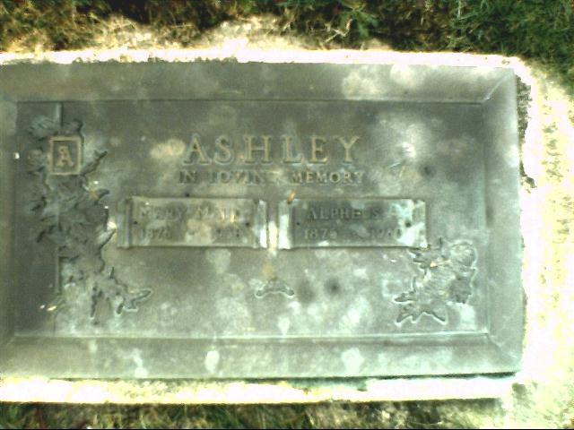 Mary Maud Ashley