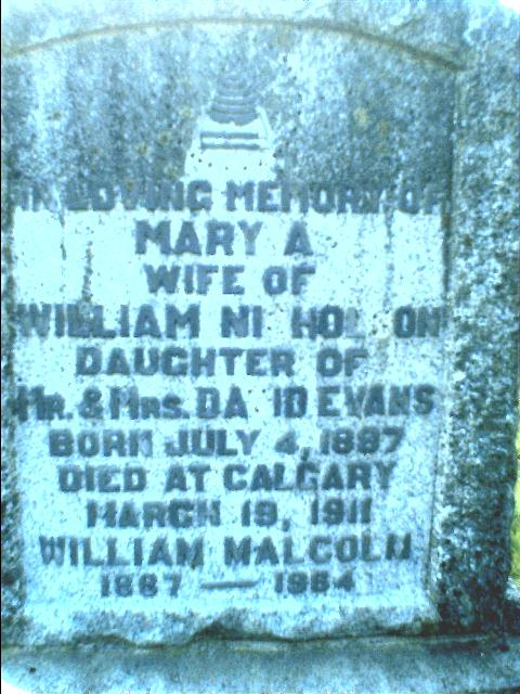 William Malcolm Evans