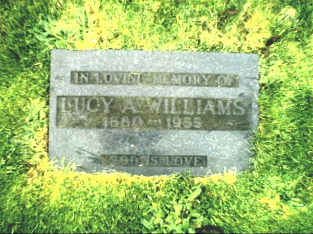 Lucy A. Williams